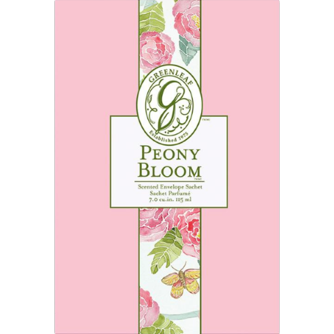 Peony Bloom Room Fragrance Scented Sachet